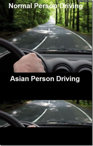 Asian Vision Impaired