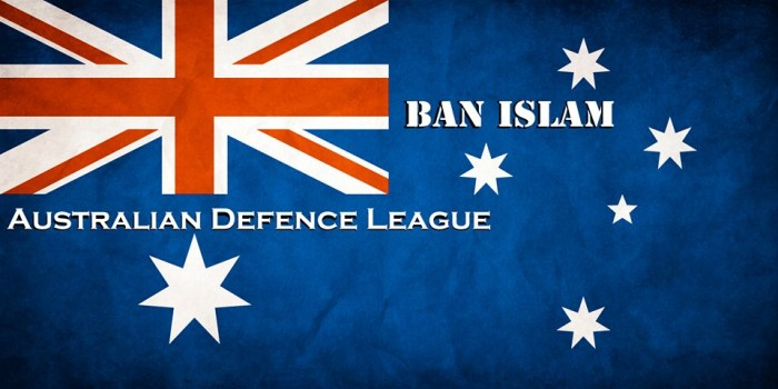 Ban the Islamic Cult in Australia