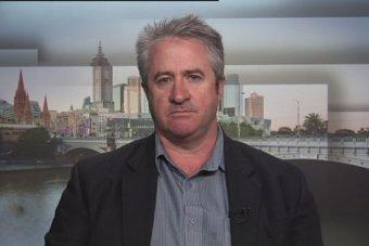 CFMEU Dave Noonan