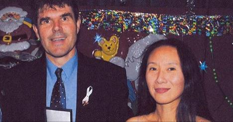 Doug Eaton and Chinese Wife Ruby