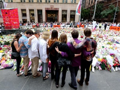 Family of Martin Place Victims