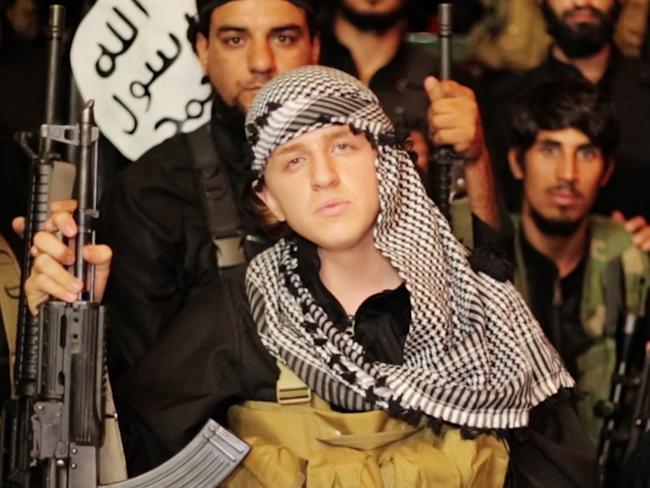 Ginger Jihadist, Abdullah Elmir