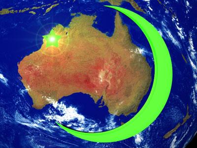 Muslim Australia is Nigh