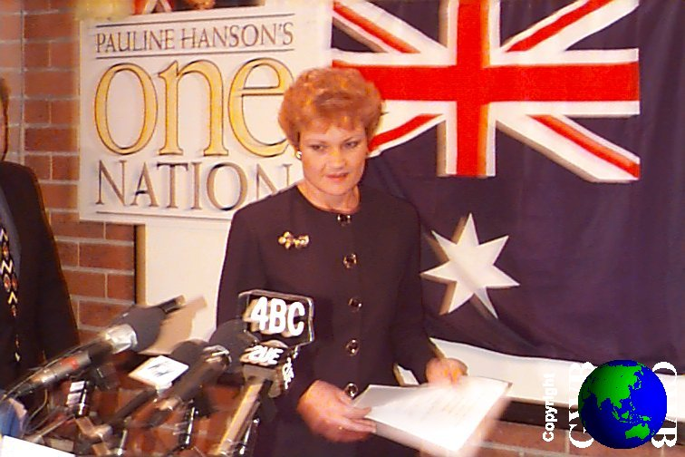 Pauline Hanson's One Nation