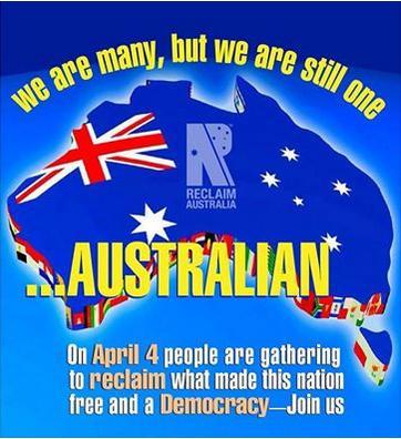Reclaim Australia Rallies 2015