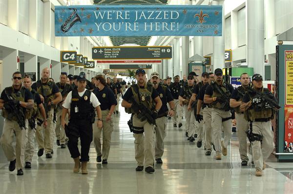 US Air Marshalls for Jihadist Fliers