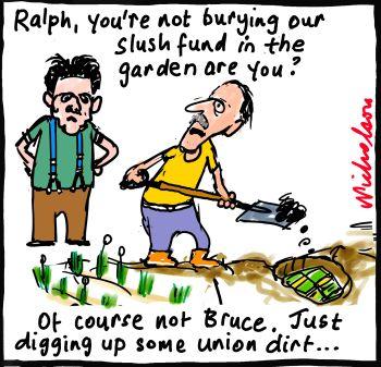 Union Slush Funds