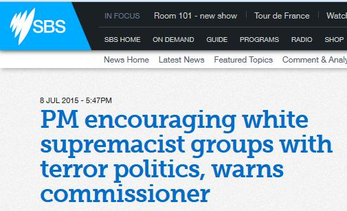 Asian Supremacist in Australia