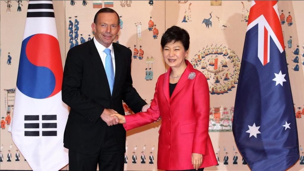 Australia free trade agreement with Korea