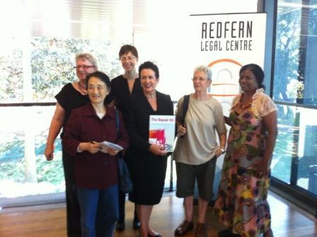 Clover Moore's Redfern Housing minus Aboriginal Australians