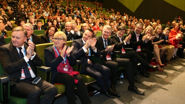 Labor Party Conference 2015 Cost over $5 million in pariamentary entitlements