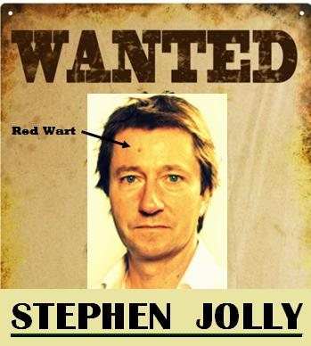 Stephen Jolly a dangerous Lefty