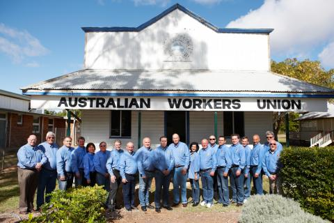Australian Workers Union dudded workers