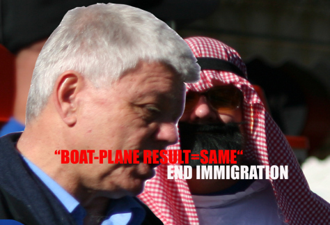 End Immigration