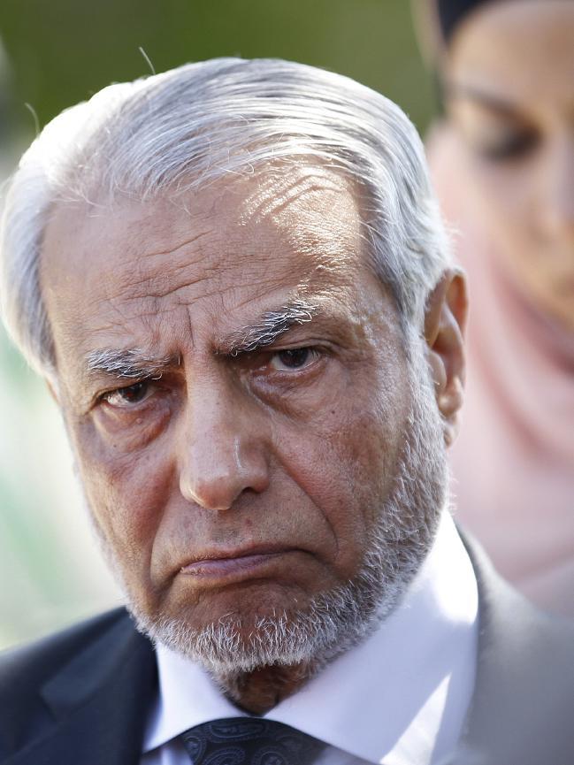 Grand Mufti in Australia, Dr Ibrahim Abu Mohammed