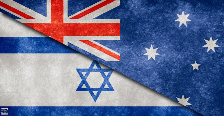Israeli influence in Australian