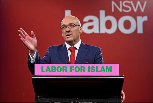 Luke Foley Election NSW 2019