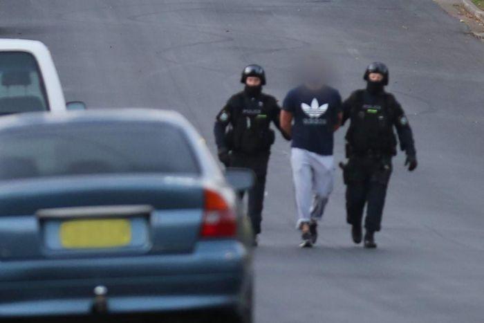 Merrylands Terror Arrest of Islamic