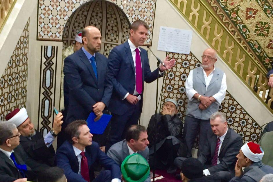 Mike Baird tolerant of Islamic muliticulturalism