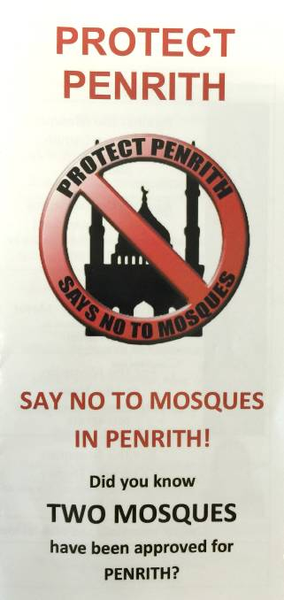 Protect Penrith from Islamic Mosques