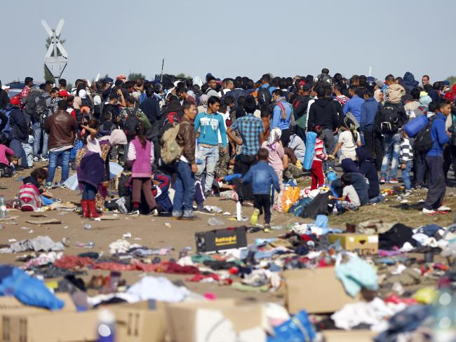 Abbott's 12000 Syrian Refugees for Liverpool
