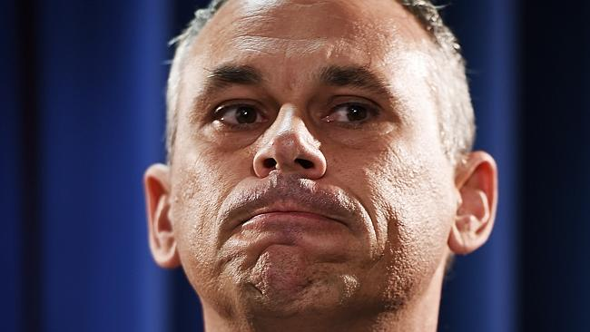 Adam Giles sells Darwin Port to Chinese Military
