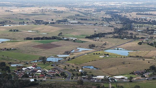 Badgerys Creek Airport Site