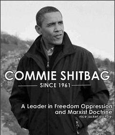 Communist Barack Obama