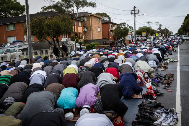 Dutton's Islamic invasion coming the regional Australia