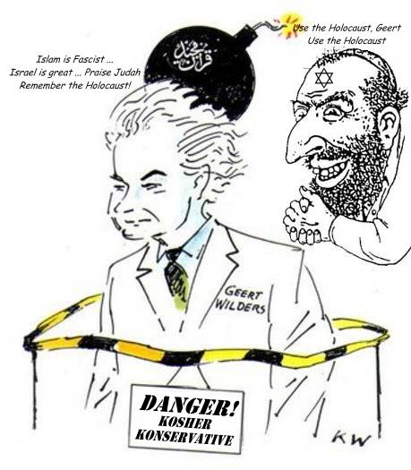 Geert Wilders a Kosher Conservative