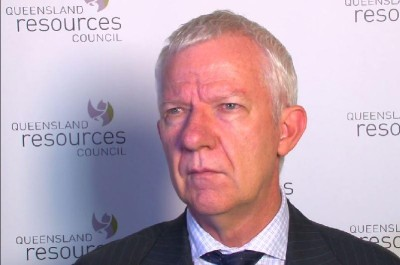 Queensland Resources Council Michael Roche