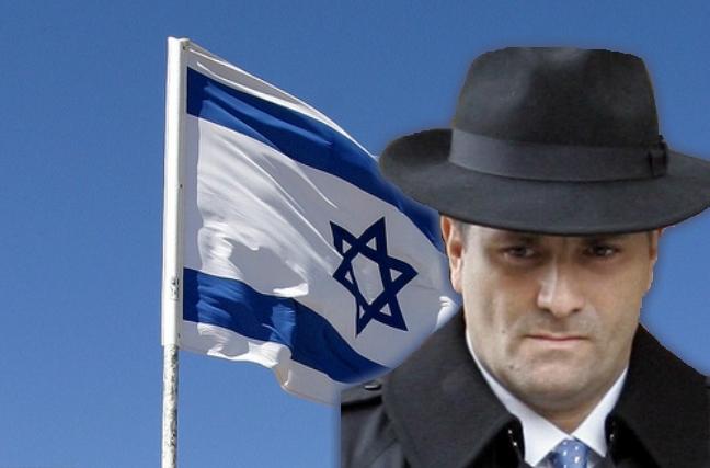 Zionism financially nose-ringing Reclaim Australia