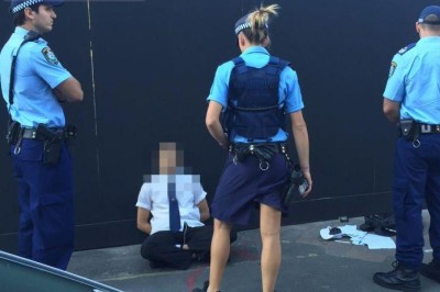 Arther Phillip High School Islamic student threatens police