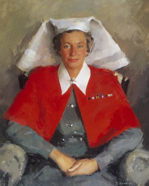 Australian Army Lieutenant Colonel Vivian Bullwinkle