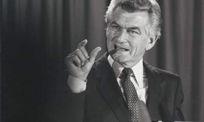 Bob Hawke sold out Australian sovereignty