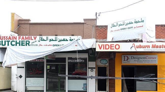 Halal Butcher shop burned in Auburn