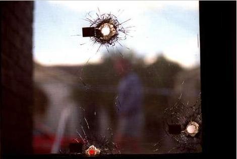 Lebs drive shooting of Lakemba Police Station