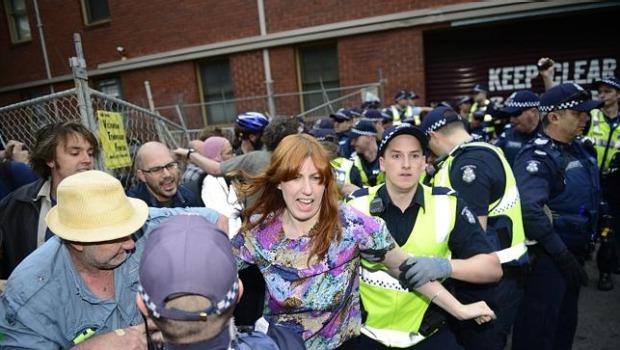 Mel Gregson Aussiephobia