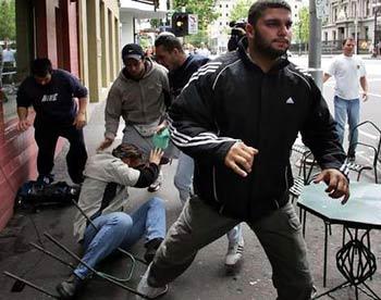 Muzzie Gangs of Sydney