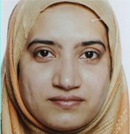 Tashfeen Malik passport photo