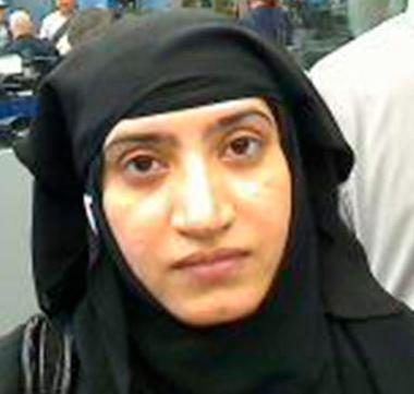 Tashfeen Malik with Islamic attitude