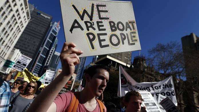 We are boat people