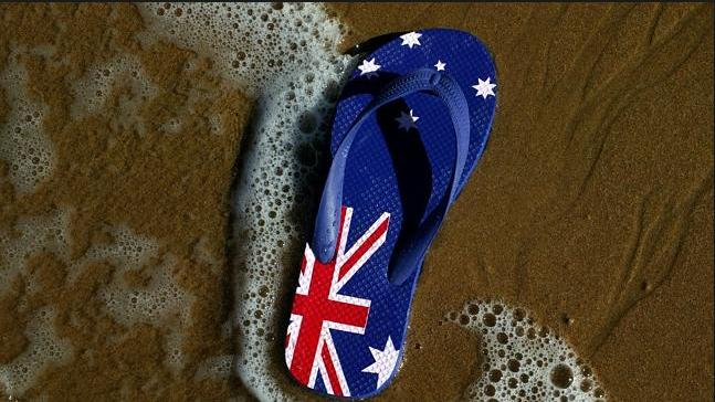 Australia Day Long Weekend, long may it reign