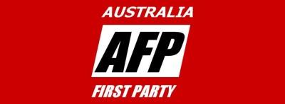 Australia First Party new logo
