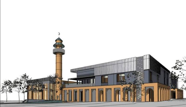 Bendigo Bank Mosque