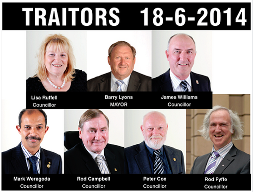 Bendigo Traitors