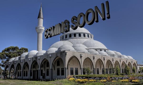 Hurstville Mosque