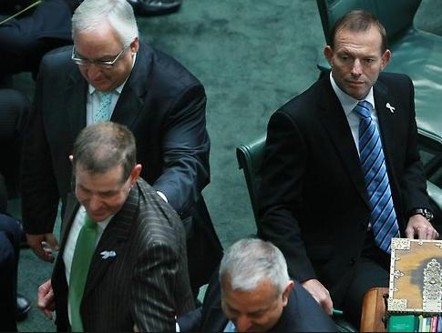 Zionists steering Australia's Parliament