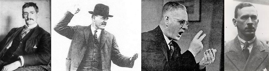 Australian Nationalist Legends