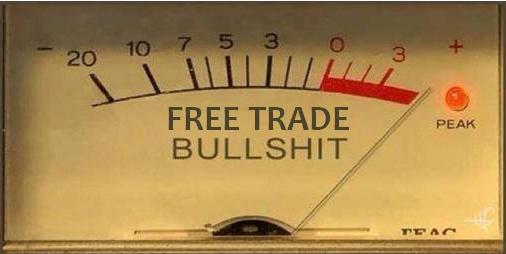 Free Trade Bullshit